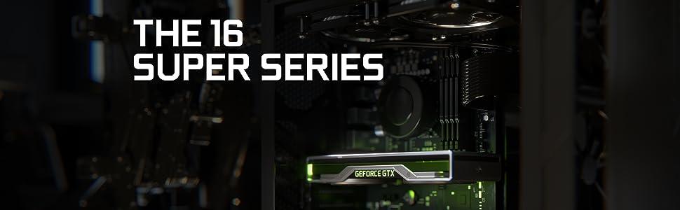 NVIDIA 16 Series SUPER