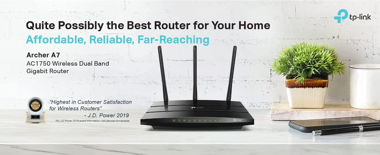 Archer A7 WiFi Router