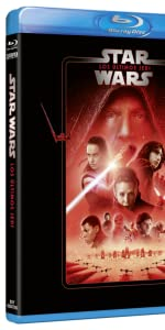star wars los ultimos jedi the last jedi dvd