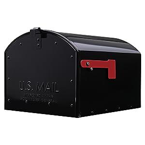 Amazon.com: Gibraltar - Buzón de correo de madera de ...