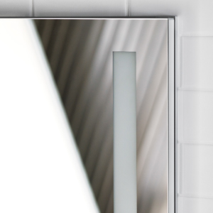 Kohler K 99007 Tl Na Verdera 24 Inch X 30 Inch Led Lighted Bathroom Medicine Cabinet Slow Close