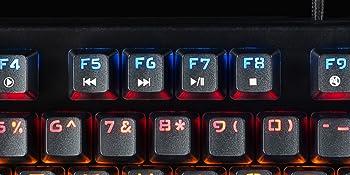 Multimedia Hot Keys