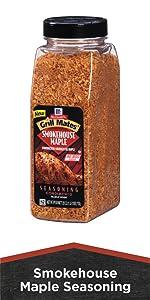 Smokehouse Maple Seasoning
