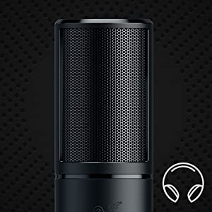 Seiren X; Micrófono de Streamer; Emisora; Micrófono de condensador; Deportes; Juegos de azar;