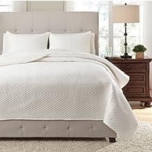 quilt, bedding