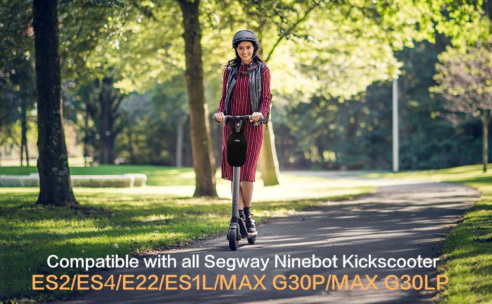 Ninebot Electric scooter storage bag