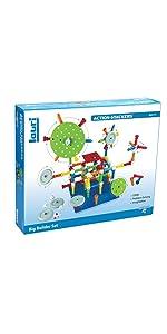 stack, peg, preschool, build, wheel, move