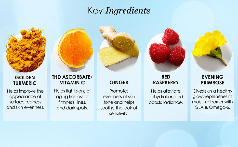 Key Ingredients: THD Ascorbate/ Vitamin C