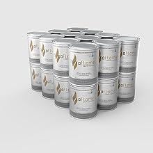 TerraFlame Gel Fuel - 24 Pack