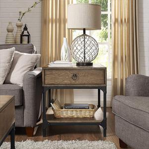 Amazon Com Crosley Furniture Cf6103 Co Trenton Side Table