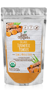 Amazon.com: Super Organics Raw Organic Powder, 8 onzas, 1 ...