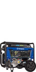 7000 watt dual fuel portable generator