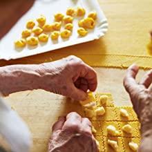Pasta Grannies, Autentic Italian, Home Made Pasta