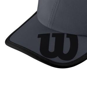 Wilson Gorra, Brand Hat, Protección UV, Ajustable, Talla única ...
