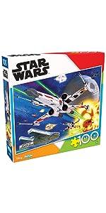 Star Wars - X-Wing Assault - 100 Piece Jigsaw Puzzle