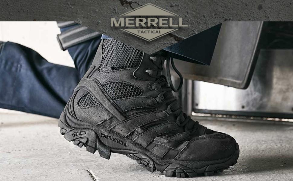 Amazon.com | Merrell Work Moab 2 8