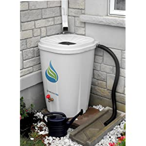 Rain Barrel, Bin, Rain Catcher, Water conservation, water barrel, water bin, rainer, catcher, EWC-10