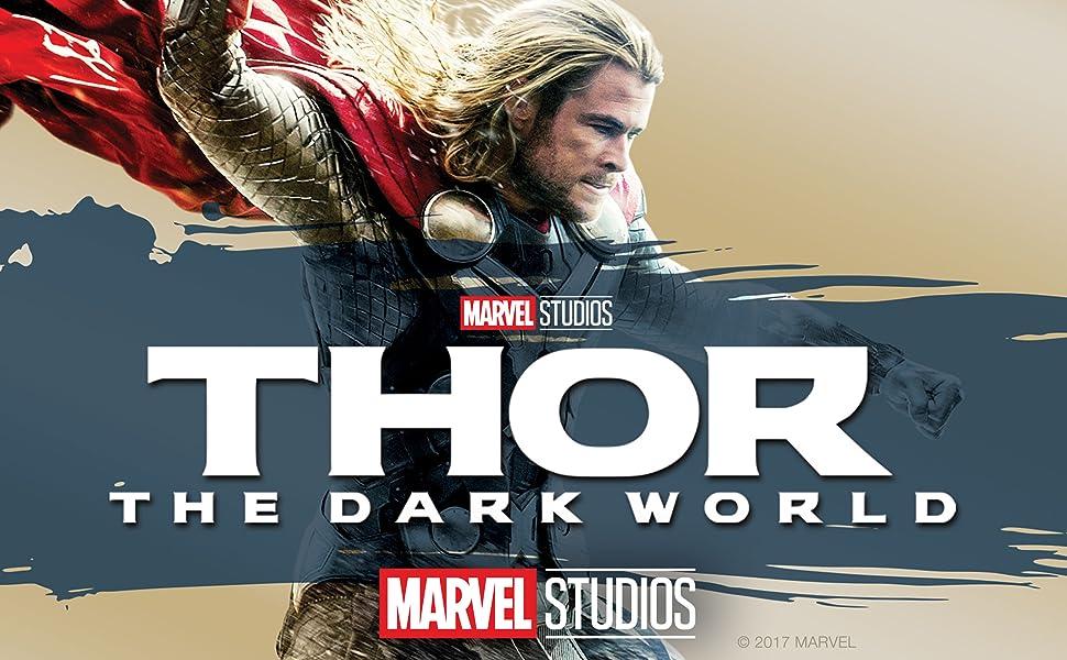 Thor The Dark World Keystone Art