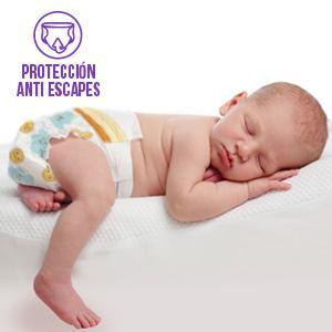 Pufies Baby Art&Dry mantienen la piel seca y aseguran el confort de tu bebé, por lo que podrán disfrutar sin preocupaciones de sus días felices.