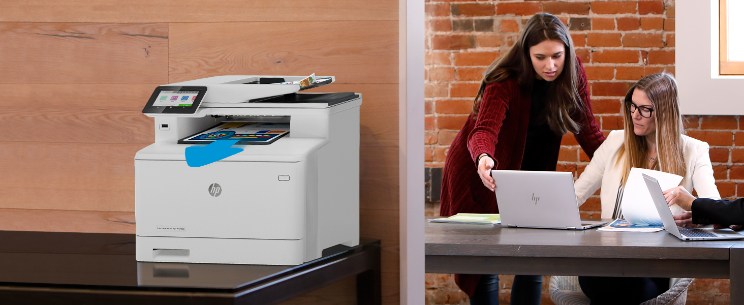 Fast print speeds secure security scan to touchscreen USB front port Auto-On Auto-Off technology