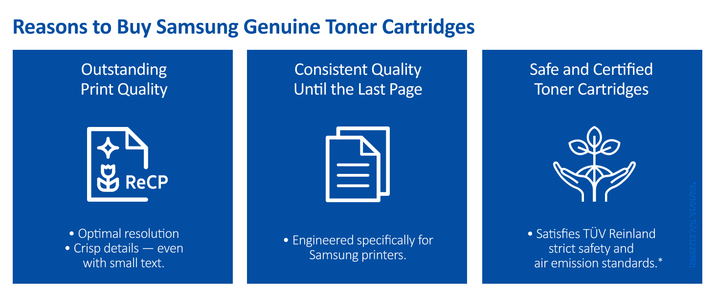 Amazon.com: Samsung MLT-D103S Toner Cartridge Black for ML-2955ND ...
