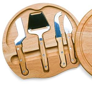 cheese board cutting board cheese board set cheese cutting board cheese board with tools cheese tray