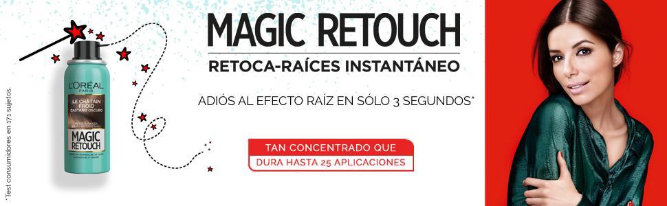 LOreal Paris Magic Retouch Spray Retoca Raíces Magic Rubio ...