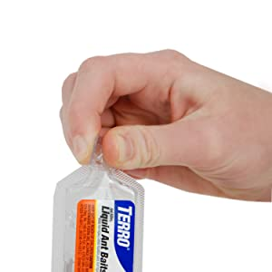 liquid ant bait, snap off tab, ant gel, ant killer