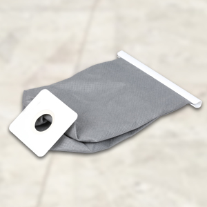 Reusable high capacity dust bag
