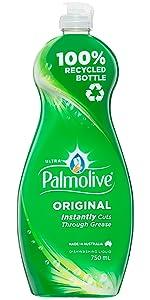 Palmolive Ultra Strength Original Dishwashing Liquid