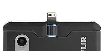 OneFit konektörü, termal kamera, akıllı telefon kamera, termal görüntü
