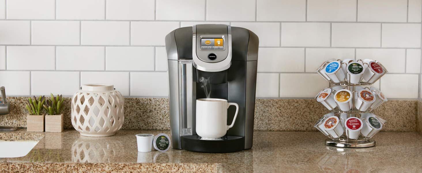 keurig k575, coffee maker, coffeemaker, brewer, keurig