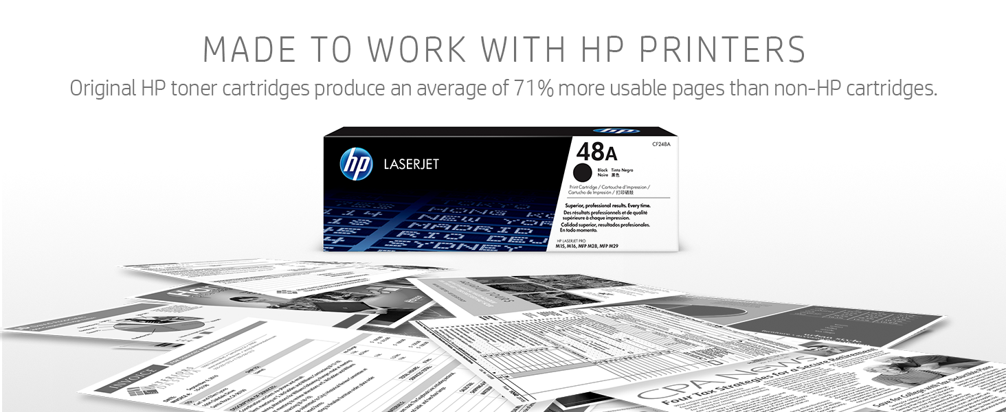printer for premium remanufactured replacement brand compatible used in Photosmart LaserJet Pro