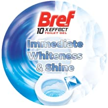 Bref; Toilet Cleaner; Liquid; Lime; Mint; Ultra White; Shiny Toilet; Remove bacteria; Best