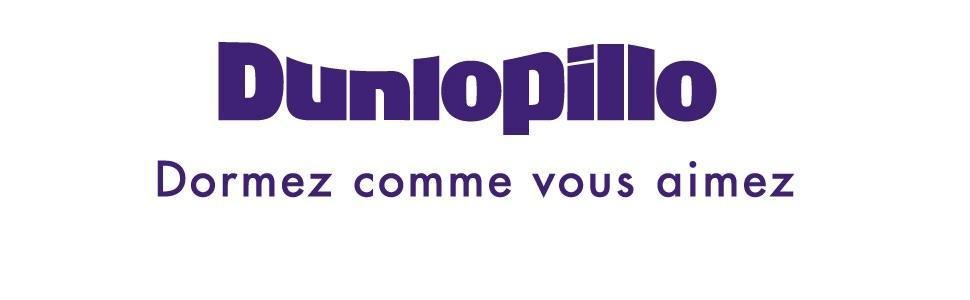 Logo du matelas latex et mousse reve de Dunlopillo