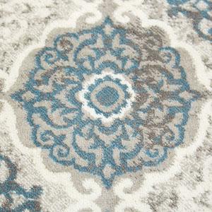 Bohemian rug, Moroccan rug, blue rug, ivory rug, clearance rugs, best area rugs, 8x10 rugs