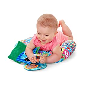 Chicco-00007946000000 Cojín para bebés, Multicolor, 38 x 10 x 30 cm (00007946000000)