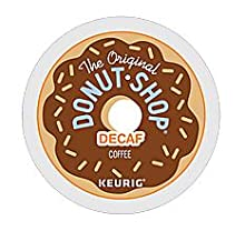 the original donut shop decaf coffee kcup pod