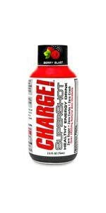 Elastijoint, ReCharge! Post-Workout Formula, BCAA Power Branched Chain Amino Acids, Charge SuperShot