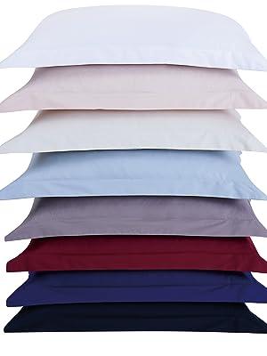 duvet set stack of colors
