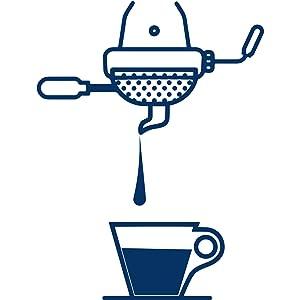 lavazza, espresso machine