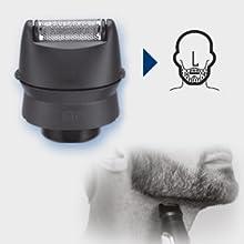 Remington G5 Graphite Series PG5000 - Recortador de Barba y Cortapelos, 9 Accesorios, Inalámbrico, Revestimiento de Grafito, para Vello Facial, Corporal y de Nariz, Blanco y Negro: Amazon.es: Salud y cuidado personal