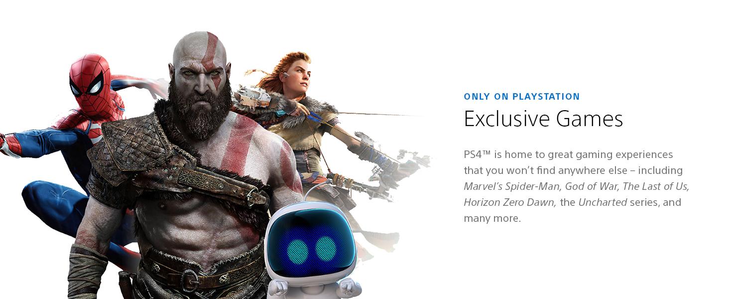 Exclusive Games