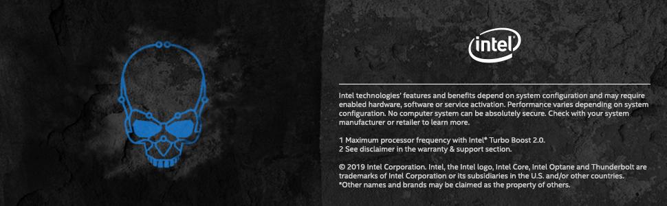 Intel NUC 8 Performance-G Kit (NUC8i7HVK)