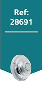 Intex 28688 - Luz magnética para piscinas hasta 732 cm ...