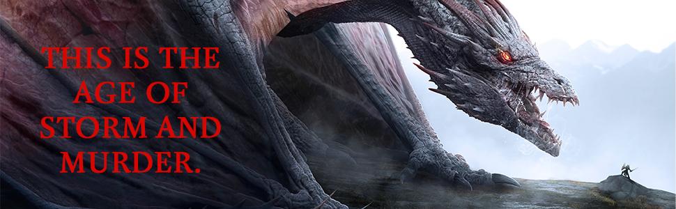shadow of the gods john gwynne fantasy dragon
