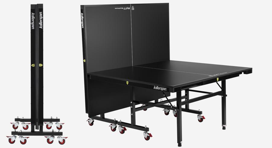 Killerspin Myt7 Table Tennis Black Sports Amp Outdoors