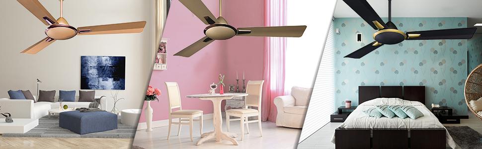 Crompton Ceiling Fan Aura Prime Antidust