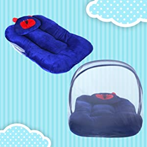 Cutieco baby bedding set soft comfortable mosquito net