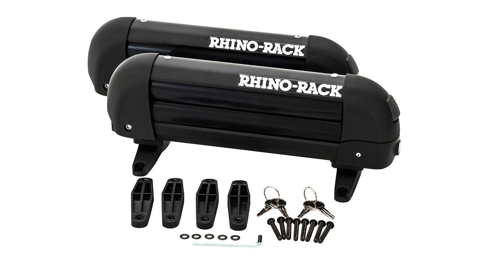 Amazon Com Rhino Rack 572 Ski Carrier 2 Skis Or 5